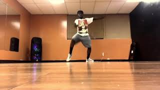 "Swervin x @artisthbtl choreo by me ""*I DONT OWN THE RIGHTS TO THE MUSIC*"
