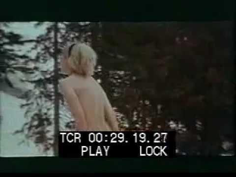 Retro Nude Skiing NSFW
