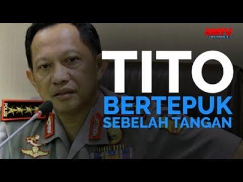 Tito Bertepuk Sebelah Tangan