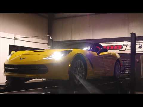 Vengeance Racing - VR500 Stingray Dyno