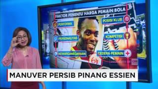 Video Manuver Persib Pinang Michael Essien MP3, 3GP, MP4, WEBM, AVI, FLV Mei 2019