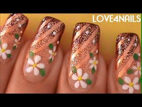 decorar uñas - Hola Muchachas!!! Feliz Domingo ~ Ahora estaremos trabajando en un arte de uñas que se vera bonito en el color que ustedes quieran usar. Disfruten Mucho De S...