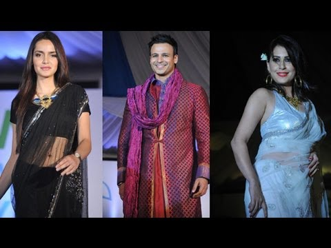 bollywood fashion shows - Bollywood's Celebs were spotted at the Global Peace Fashion Show 2012. Get more updates on bollywood here : http:\\www.moviezadda.com.