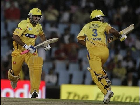 cricketworldmedia - John Pennington and Chetan Narula continue their Indian Premier League 2013 chat by looking ahead to the play-off week where Chennai Super Kings take on Mumb...