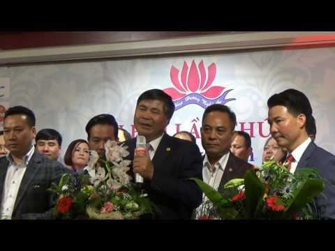 Phát biểu của ĐS Đoàn Xuân Hưng tại Đại hội HĐH Nghệ An