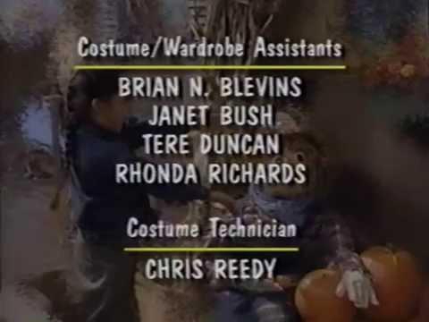 Closing to Barney's 1-2-3-4 Seasons 1996 VHS