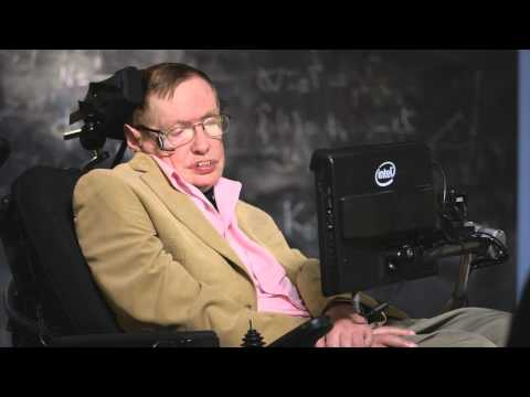 Stephen - John Oliver talks to Stephen Hawking in the first installment of Last Week Tonight's new