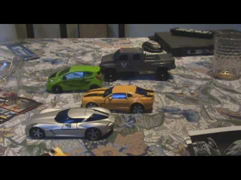 Transformers 2 - (Part 1) Llegada de SKIDS & Nuestros Autobots (Skid's Arrival and Our Autobots)