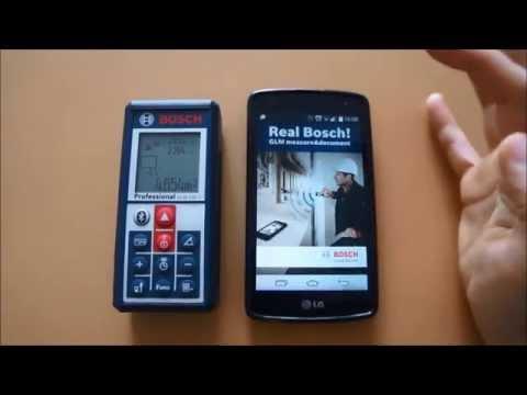 Review Opinión Medidor de Distancia Láser GLM100 C Bosch Parte 2