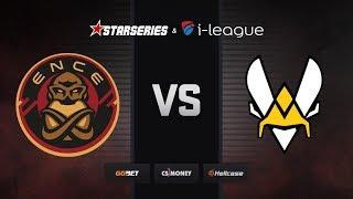 [RU] ENCE vs Vitality   Map 2 – Dust2   StarSeries i-League Season 7