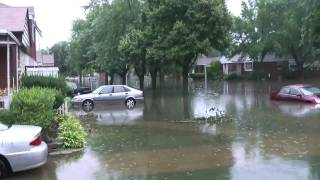 Westchester (IL) United States  city photos : Life in a Day July 24, 2010 Westchester, IL Flood
