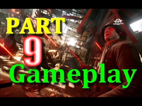 Enemy Front Walkthrough Gameplay Part 9 (PS3) lets play playthrough – Live Commentary