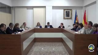 Ple de l'Ajuntament de Xeraco / Sessió ordinària / 25.02.2016