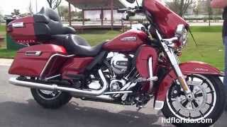 8. 2014 Harley Davidson Electra Glide Ultra Classic  - New Motorcycles for sale -