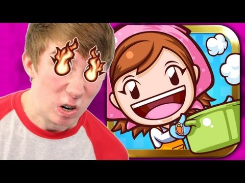 COOKING MAMA SEASONS - Part 2 (iPhone Gameplay Video)