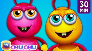 Video Incy Wincy Spider, Itsy Bitsy Spider and More Videos | Popular Nursery Rhymes by ChuChu TV MP3, 3GP, MP4, WEBM, AVI, FLV Mei 2017