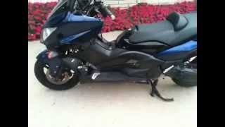 8. 2009 Yamaha T-Max -STOCK-