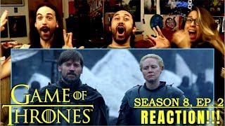 GAME OF THRONES Season 8 Episode 2 - REACTION!!! A Knight Of The Seven Kingdoms by The Reel Rejects