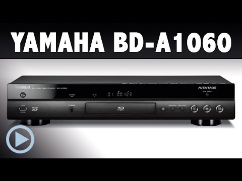 Yamaha BD-A1060 AVENTAGE Blu-ray-Player im Test