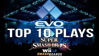 Top 10 Smash 4 Plays of EVO 2016