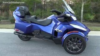 6. Used 2013 Can-Am Spyder RT Limited