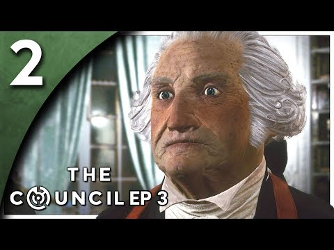 Let's Play The Council Episode 3 Part 2 - Counterplan [Ripples PC Gameplay]