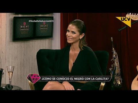 """video El """"Negro"""" Piñera desclasifica antiguo romance entre Carla Ochoa y Felipe Viel"""
