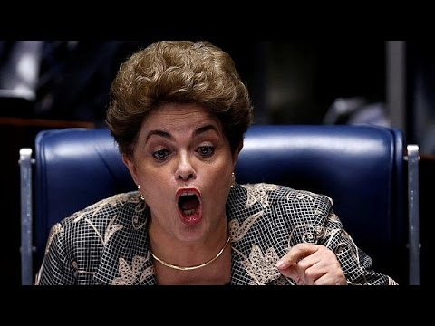 Βραζιλία: Καθαιρέθηκε η Ντίλμα Ρούσεφ – Δεν στερείται τα πολιτικά της δικαιώματα