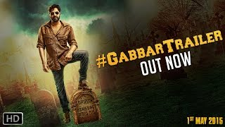 Gabbar Is Back - Trailer HD | Akshay Kumar & Shruti Haasan | 1st May, 2015