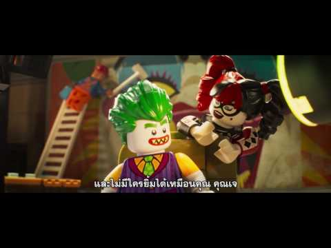 The LEGO Batman Movie - Behind the Bricks Featurette (ซับไทย)