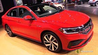 8. 2019 Volkswagen Jetta GLI - Exterior and Interior Walkaround - 2019 Chicago Auto Show