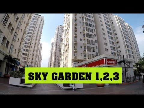 Chung cư Sky Garden 1,2,3 Phú Mỹ Hưng Nguyễn Văn Linh, Quận 7 - Land Go Now ✔