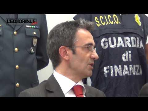 I Casalesi nella ricostruzione dell'Aquila, 7 arresti