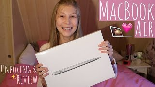 MacBook Air Unboxing + Review | Miek Jacobs