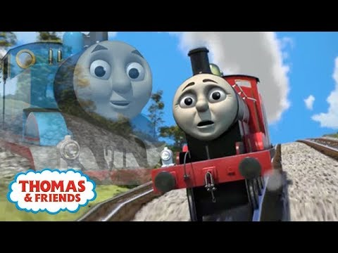 Where In The World Is Thomas? Music Video | Big World! Big Adventures! | Thomas & Friends