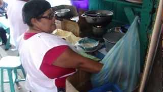 Baliadas/Baleadas, Honduran Style Tacos!