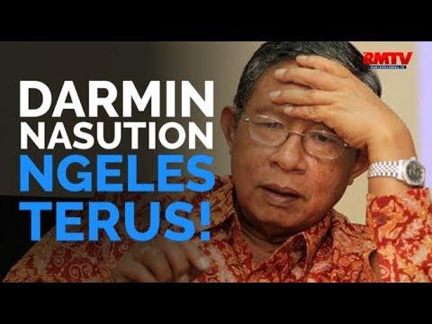 Darmin Nasution Ngeles Terus!