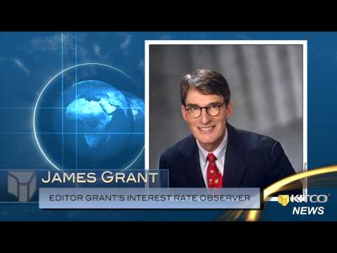 Ron Paul's Choice for Fed Chairman James Grant