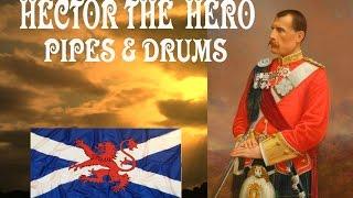 Royal Scots Dragoon Guards - Hector The Hero - Scotland.
