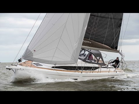 The most boat for your money? Bavaria C38 yacht test by Yachting Monthly