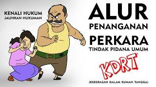 Video Animasi alur penanganan perkara tindak pidana umum KDRT di Indonesia (cell animation/2D Animation) MP3, 3GP, MP4, WEBM, AVI, FLV Juli 2018