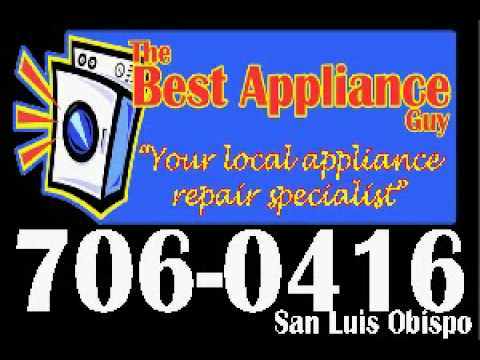 Appliance Repair 93401 – The Best Appliance Guy
