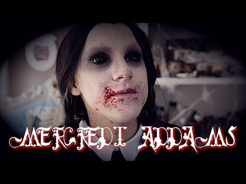 Mercredi Addams la cannibale