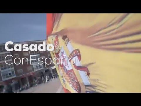 Una España en Libertad #CasadoConEspaña