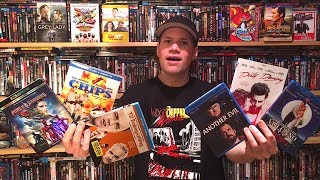 ▶ Follow me on Instagram - http://instagram.com/coolduder▶ Follow me on Twitter - https://twitter.com/shawncphillipsMy Blu Ray and Dvd Collection update where I talk about and review the Dvds and Blu-rays that Ive gotten over the past couple of weeks and give my reviews of them and the films themselves.----From Lionsgate Films http://lionsgateshop.com(0:21) Dirty Dancing : Directed by Wayne Blair -- Starring Abigail Breslin, Colt Prattes, Sarah Hyland(3:22) Power Rangers: Dino Charge - The Complete Season DVD(4:53) Power Rangers : Directed by Dean Israelite -- Starring Dacre Montgomery, Naomi Scott, Rj Cyler, Ludi Lin, Becky G, Elizabeth Banks, Bryan Cranston(8:44) Grey Lady : Directed by John Shea -- Starring Eric Dane, Natalie Zea, Amy Madigan----From Sony Pictures http://sonypictures.com/movies/discanddigital/(10:44) T2 Trainspotting : Directed by Danny Boyle -- Starring Ewan McGregor, Ewen Bremner, Jonny Lee Miller----From Warner Bros. http://wbshop.com(13:44) CHIPS : Directed by Dax Shepard -- Starring Michael Peña, Dax Shepard, Vincent D'Onofrio---From The Warner Archive http://wbshop.com(16:02) Joe Versus the Volcano : Directed by John Patrick Shanley -- Starring Tom Hanks, Meg Ryan, Lloyd Bridges(19:07) Ozzy & Drix: The Complete Series DVD----From MPI Media Group https://mpihomevideo.com(20:30) Another Evil : Directed by Carson D. Mell -- Starring Dan Bakkedahl, Beck DeRobertis, Dax Flame----From Cinedigm http://newvideo.com(23:00) Car Dogs : Directed by Adam Collis -- Starring Octavia Spencer, Patrick J. Adams, Alessandra Torresani----From Monarch Home Entertainment http://monarchhomeent.com(24:44) A Midsummer's Hawaiian Dream : Directed by Harry Cason -- Starring Moani Aipia-Dolan, Brent Bailey, Sonya Balmores----From Mill Creek Entertainment http://millcreekent.com(26:46) The Rockford Files: The Complete Series Blu-ray----From Vinegar Syndrome https://vinegarsyndrome.com(28:27) A Touch of Genie : Directed by Joseph W. Sarno -- Starring Chris Jordan, Dougl