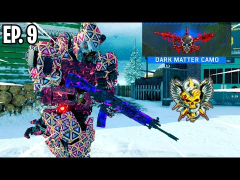 I Never Use This DLC Assault Rifle.. Road To DLC Dark Matter Ep.9 (COD BO4) SWAT RFT - Black Ops 4