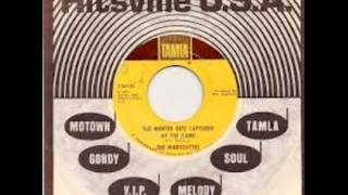 THE MARVELETTES- THE HUNTER GETS CAPTURED BY THE GAME