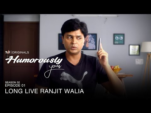 TVF Play |  Humorously Yours S02E01 I Watch all episodes on www.tvfplay.com