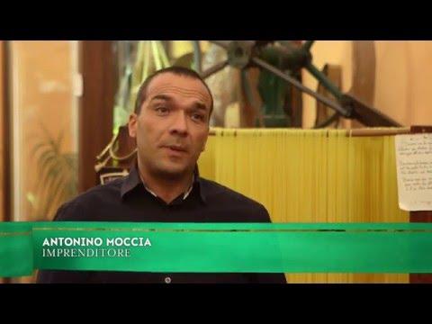 La Fabbrica della Pasta di Gragnano, servizio di Italiana TV