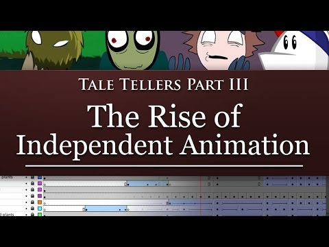 The RISE of INDEPENDENT ANIMATION (2016) How recent technology gave rise to a new era of independent animation
